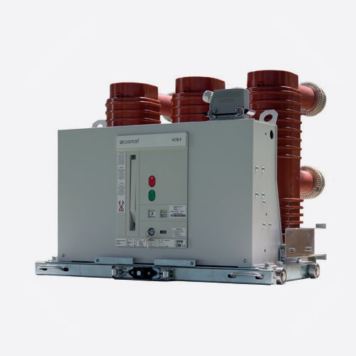 Vacuum Circuit Breaker Available Also In Version Certified To Standard ENEL DY523