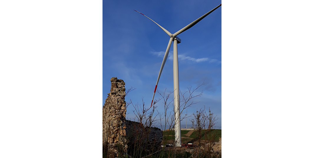 Tozzigreen energia rinnovabile - impianti eolici