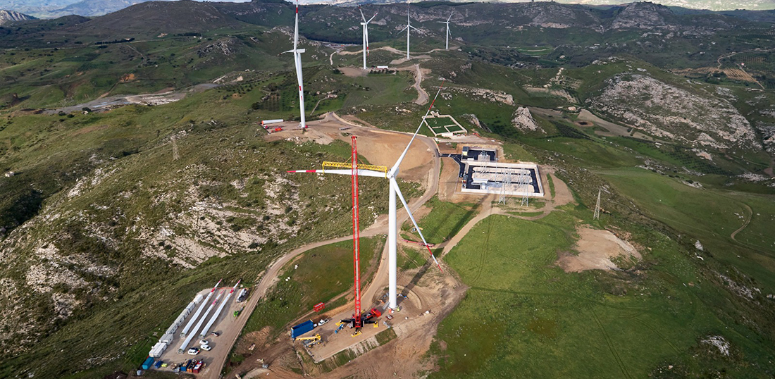 Tozzigreen - energia eolica