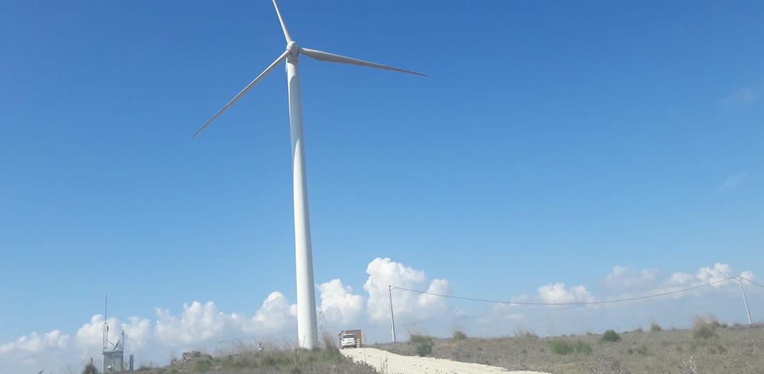 Tozzigreen - pala eolica